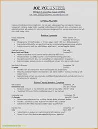 How To Fill Up A Resume Unique Inspirational 48 Easy Resume Builder Graphics