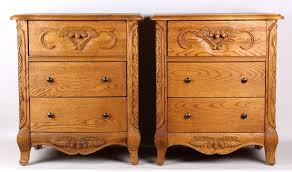 oakwood versailles bedroom furniture. image 2 : versailles oakwood interior end table set (2) bedroom furniture t