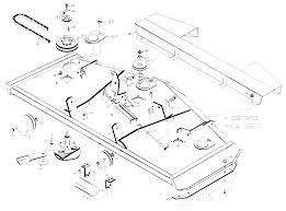 Woods rm90 1 10 76 rearmount finish mower main frame assembly rh store germanbliss woods rm90 2 belt diagram woods l59 mower belt diagram