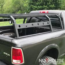 Nutzo - Tech 2 series Expedition Truck Bed Rack - Nuthouse Industries