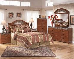 Rent to Own Ashley Fairbrooks Estate Queen Bedroom Set