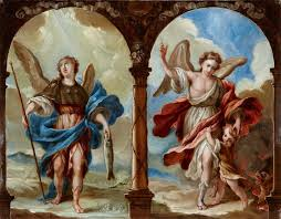 archangel raphael and guardian angel