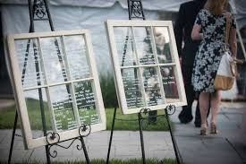 diy add chic charm to your wedding with a windowpane seating chart expert tips