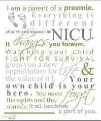 Premature Baby Quotes