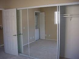 stanley mirrored sliding closet door parts for bedroom ideas of modern house fresh mirror closet door