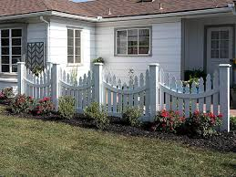 how to build a decorative curved picket