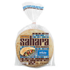 white bread brands. Contemporary White Thomas Sahara White Pita Pockets Product Inside Bread Brands