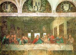 last supper fresco in milan famous historical events famous people philosophy world history visual arts