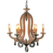 more views rustic distressed wood chandelier gray 6 light candle style wooden in only distressed painted wood 6 arm chandelier