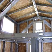 Small Picture tiny house loft after window add Tiny Green Cabins