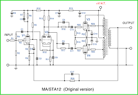 circuit diagrams of radford ma sta amplifiers click here for a larger version of the circuit diagram