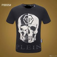 Europe Paris Fashion Big Broken Hole Brand Man Clothes Women Men T Shirts Mens Clothing 100 Cotton Print Letter Short Sleeve T Shirt
