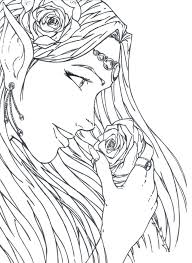 Elf Coloring Pages Sh Elf Colouring Pages Free Jasonsugarme