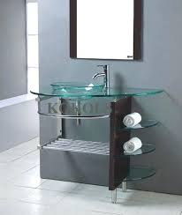 glass bathroom sinks. Glass Bathroom Sink Bowls Vanities Vanity Modern Sinks New Clear Home Interior Company Names