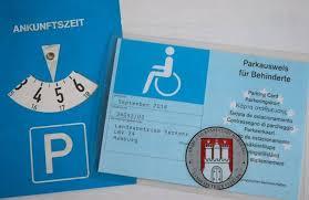 schwerbehindertenausweis 80 g