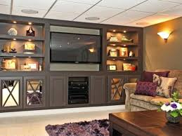 built in entertainment center cost medium size of living