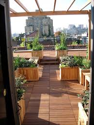 simple wood patio designs. Decorations:Elegant Patio Rooftop Design Inspiration With Brown Striped Wood Deck And Simple Grey Iron Designs