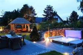 5 Sterne Luxusferienhaus Mit Beheiztem Außen Whirlpool Sauna Wlan