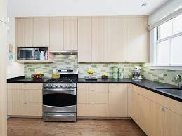 contemporary kitchen furniture detail. kitchen with green tile backsplash contemporary furniture detail