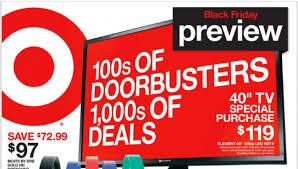 Walmart Pre-Black Friday Sale to offer $119 40-inch LED TV Target Black Deal