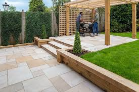 garden patio ideas on a budget marshalls