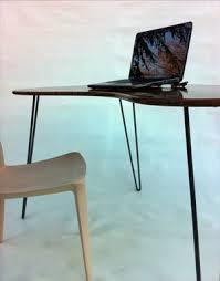 custom standing desk kidney shaped mid. custom standing desk kidney shaped mid bean modern atomic era boomerang design d