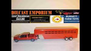 164scale customtrailer toytractor