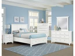 Vaughan Bassett Bonanza Queen Bedroom Group - Great American Home Store -  Bedroom Groups