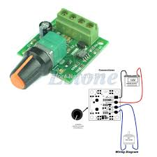compare prices on 5v pwm controller online shopping buy low price dc new 1 8v 3v 5v 6v 12v 2a low voltage motor speed controller pwm 1803b