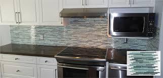 kitchen blue glass backsplash. Modren Blue Image By Rocky Point Tile And Kitchen Blue Glass Backsplash L