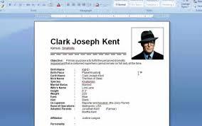 Easy To Make Resume Proyectoportal Com