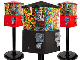 Candy Machine Vending New Gumball And Bulk Candy Vending Machines Businesses