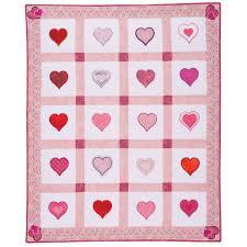 GO! Heart to Heart Quilt Pattern |AccuQuilt| & Heart to Heart Quilt Pattern Adamdwight.com