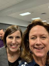 """Melba Gilbert Manning, EdD on Twitter: """"Time for a little lunch and some  catching up! @teccses #MIEExpert @RobynHrivnatz… """""""