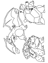 Small Picture venusaur coloring pages 100 images generation i coloring pages
