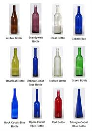 Decorating Empty Wine Bottles Label Free Wine Bottles Set of 100 True Color Glass Wine Bottles 49