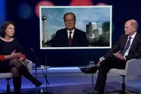 Jun 24, 2021 · zu merkels abschied schaulauf der kanzlerkandidaten im parlament. Kandidaten Triell Scholz Baerbock Und Laschet Streiten Uber Europa Vorwarts
