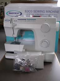 Semco 83co Sewing Machine Manual
