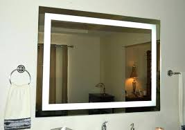 magnifying wall mirror reversible extendable