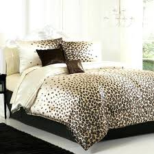 Animal Print Quilts Bedding Leopard Print Quilt Cover Set ... & ... quilt sets covers double. Try To Cheer Up With Animal Print Decoration  Try Cheetah Print Bedroom And Feel Amazing Sensation ... Adamdwight.com
