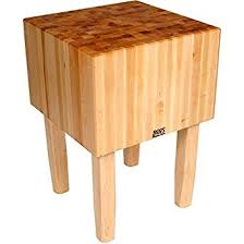 end grain butcher block. Simple End John Boos Solid 16 Inch Hard Rock Maple End Grain Butcher Block On Square  Legs Intended