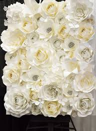 Paper Flower Wall Rental Flower Wall Rental Vancouver 5m Photobooth
