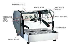 espresso machine parts s espresso machine parts explained espresso machine basic parts espresso machine parts