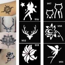 маленькая хна татуировка плесень татуировка крем для рук краска крем специальный