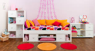 Uno Compact Cabin Bed (girl)