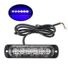 Strobe Light In Store Amazon Com Ants Store 18w 12 24v 6 Led Strobe Light 18
