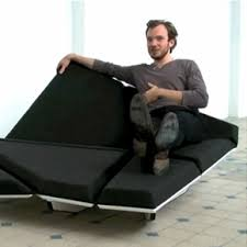 Furniture Shape Shifting Sofa  Chuk num