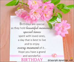 Most Beautiful Birthday Quotes