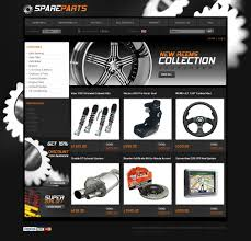 auto parts website template auto parts zencart template 28988