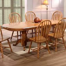 oak dining room sets. Spectacular Room Table Oak Double Pedestal Dining In Dimensions X .jpg Sets E
